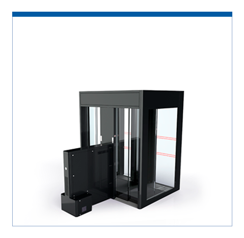 The CONPASS DA (Door access full body X-ray security screening system) combines two-in-one an integrated access control and effective Full body scanner ...  sc 1 st  ADANI & CONPASS DA | Security People X-ray Screening